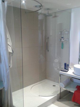 Protea Hotel by Marriott O.R. Tambo Airport: Shower