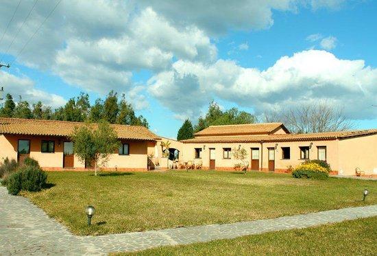 Le Terre di San Domenico: Area Camere