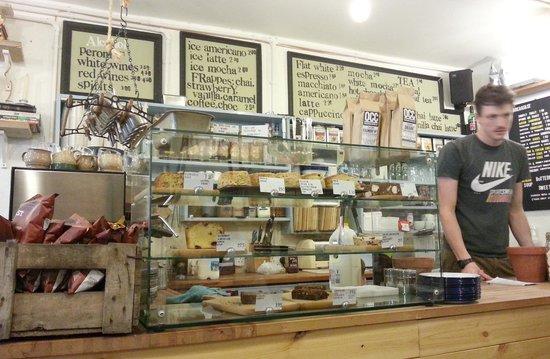 Flat White Durham Cafe : insire Flat White, Durham
