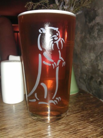 The White Lion: Otter Amber