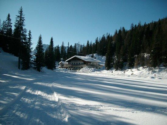 Albergo Dolomiti Des Alpes: dolomiti des alpes