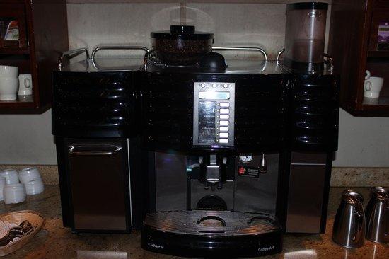 Hotel Estherea: Coffee center