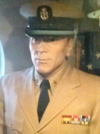Battleship New Jersey: US Navy Uniform