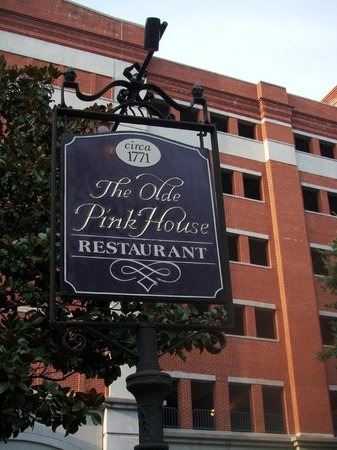 Residence Inn Savannah Downtown/Historic District: Great Dinner