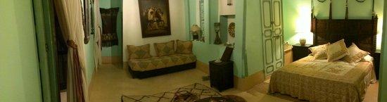 Riad Karmela : our suite