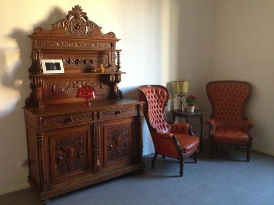Le Tre Nonne: La sala comune