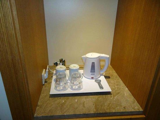Paloma Oceana Resort: coffee / tea making facilities