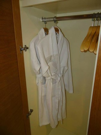 Paloma Oceana Resort: robes