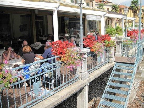 Hotel Bellavista: restaurant