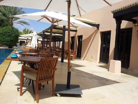 Club Med Marrakech le Riad: au bord de la piscine