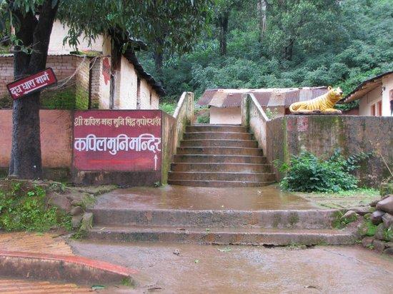 Amarkantak, Indien: Kapil Muni Temple