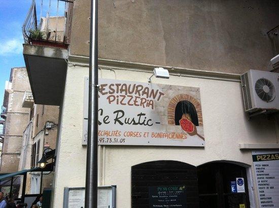 Le Rustic : A FUIR ABSOLUMENT !!