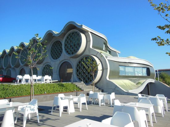 Cava & Hotel Mastinell: view