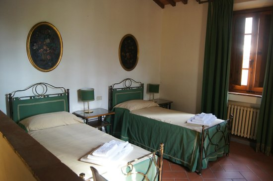 Santa Maria a Poneta: Bedroom 2 on upper level.