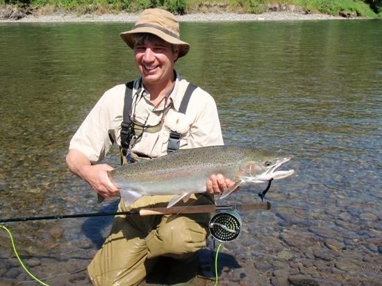 Stonefly Guide Service: Cowlitz River