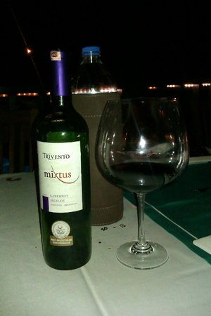 Limak Limra Hotel & Resort : Italian restaurant vino!
