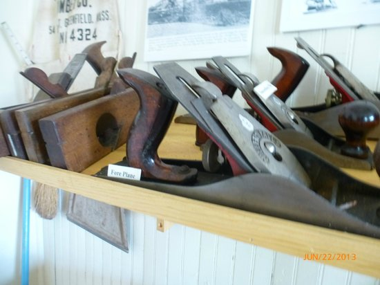 Museum of Our Industrial Heritage : Wood Planes