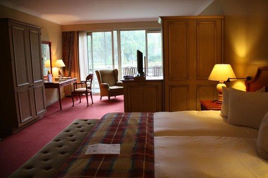 Landgoed de Holtweijde : De zeer ruime kamer - suite