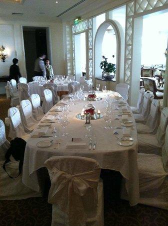 InterContinental Dublin : Reception room