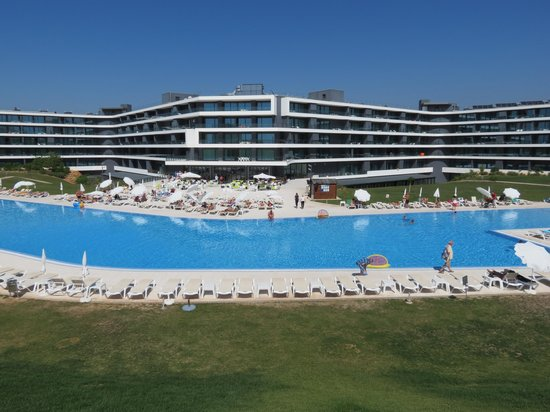Alvor Baia Resort Hotel: pool