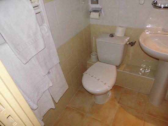 Hotel Regence: Bath Room