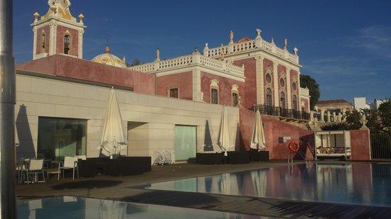 Pousada Palacio de Estoi: The Old Palace