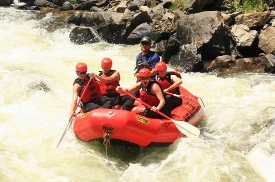 Raft Masters: $30 photo.