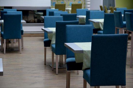 Atrium Fashion Hotel : sala colazione