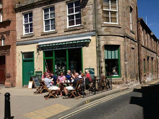 Abbey Fine Wines and cafe: Abbey Fine Wines / Rhymers Fayre