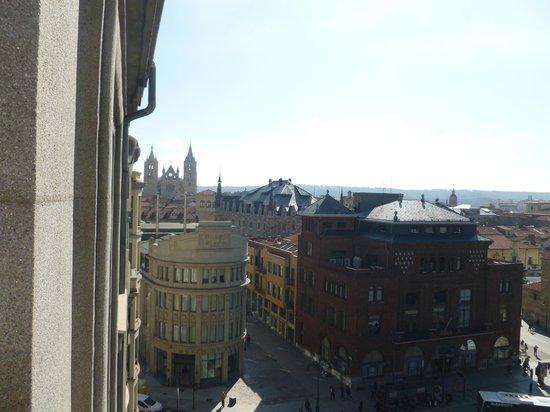 Hotel Alfonso V: La Catedral desde la habitación