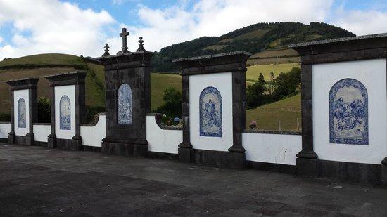 Santuário Nossa Senhora da Paz, Vila Franca do Campo.