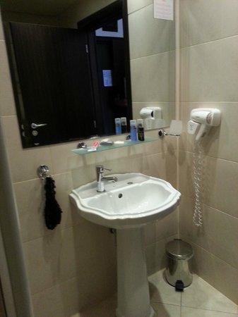 Hotel Flamingo: Ванная