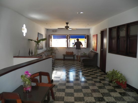 Hotel Portal de San Diego : Segundo andar