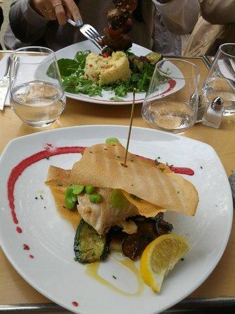 Le Bistro de Gaspard: Millefeuille de poissons