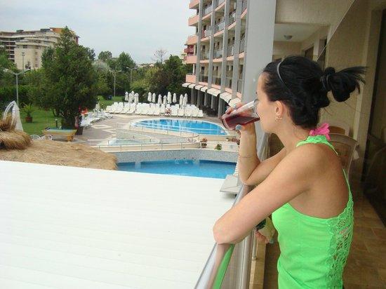 Hotel Flamingo: бассейн