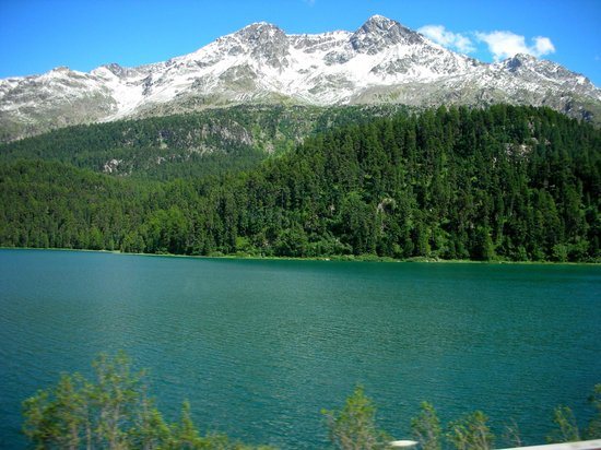 Lake of Staz (Lej da Staz)