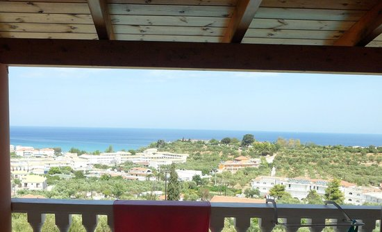 Ariadne Hotel Apartments : view from our balcony