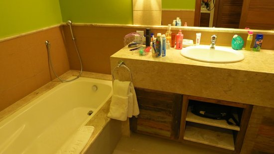 Iberostar Praia do Forte: banheiro