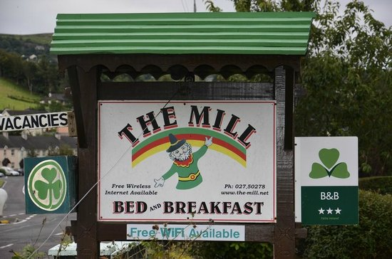 The Mill : Sign