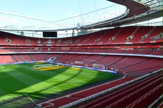 how to go to arsenal stadium