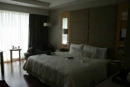 The Westin Chennai Velachery: Bedroom