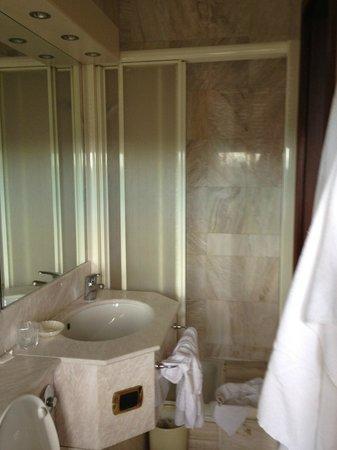 Hotel Terme Internazionale : Bagno3