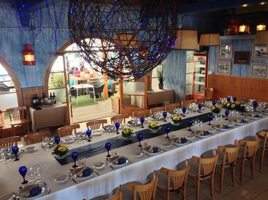Restaurant PIC NIC: Mesa para 26