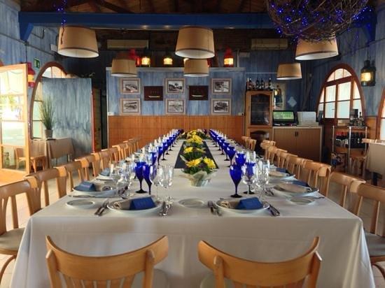 Restaurant PIC NIC: mesa en salón
