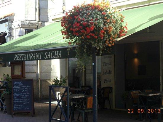 Pizzeria Sacha : Sacha - Rua St. Nicolas, Saumur