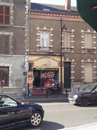 Sandwi' Chez Vous