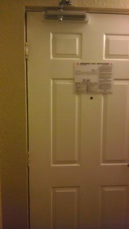 La Quinta Inn Sandusky - Cedar Point: Door
