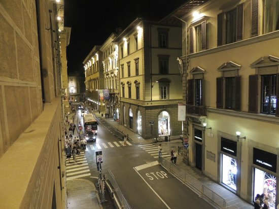 B&B Florence Chic : view from window