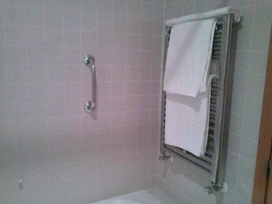 Hotel Do Templo: Casa de banho
