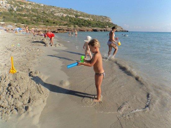 Royal Son Bou Family Club: la spiaggia